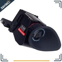 """Ggs Swivi S5 visor con 3 """" / 3.2 """" LCD de pantalla para Canon 5D2 5D3 7D 6D 7D2 70D 750D 760D para Nikon D7000 D750 D610 D810 D800"""