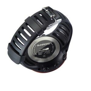Image 5 - Многофункциональные цифровые часы для рыбалки, 5ATM водонепроницаемые, барометр, альтиметр, термометр, запись