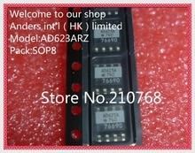 10 قطعة/الوحدة AD623ARZ AD623AR AD623 sop8