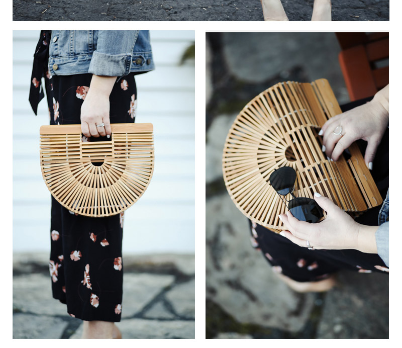 Women Bamboo Bag Summer Beach Bags For Women Woven Hollow Out Bamboo Handbag Lady Wood Clutch Bags Handmade Handbags Bolso Bambu_24