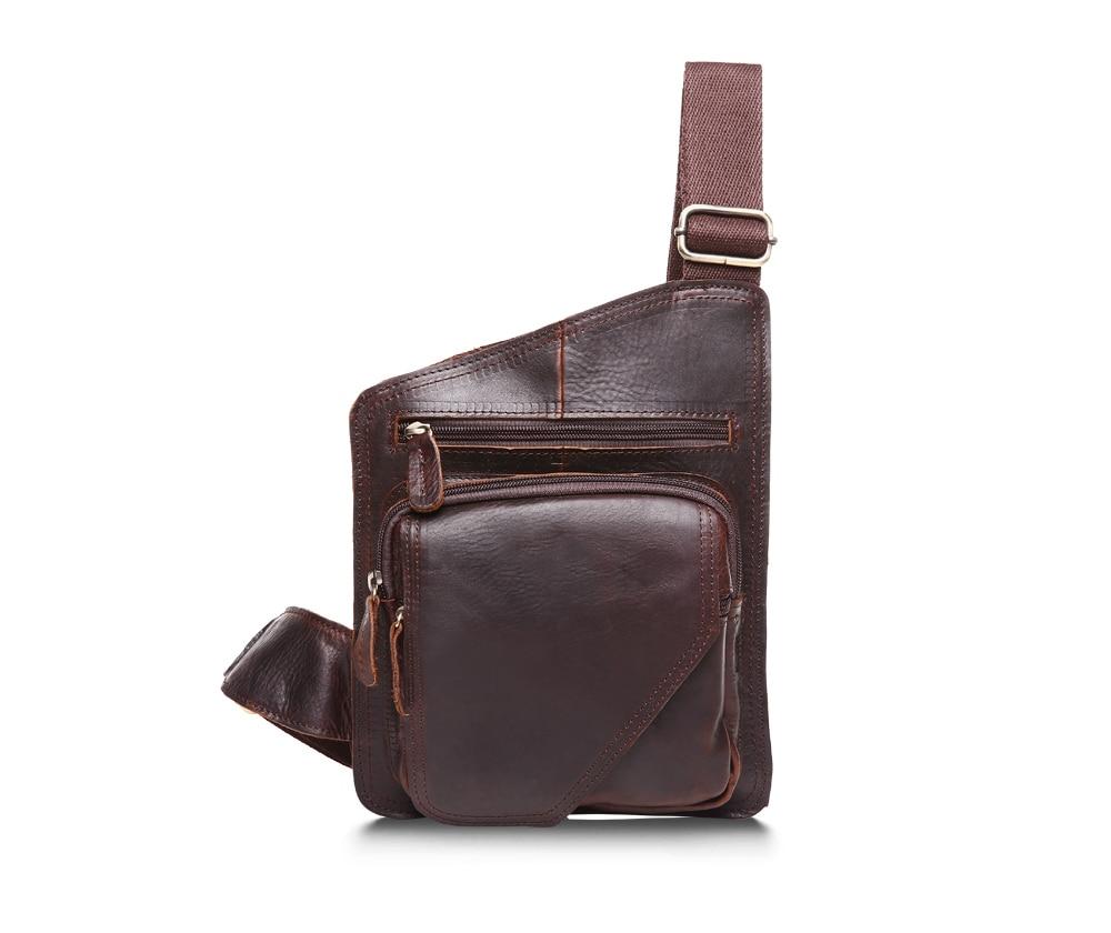 B214---Genuine Leather Men Chest Bag _01 (2)
