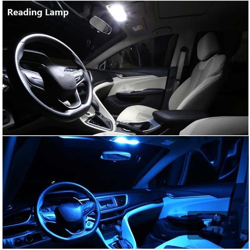 2x רכב Led שגיאת Canbus חינם לויה 36mm לוחית רישוי אורות לפולקסווגן פולקסווגן פולו גולף 3 4 5 6 פאסאט B6 B5 3C C5W מנורת 12V