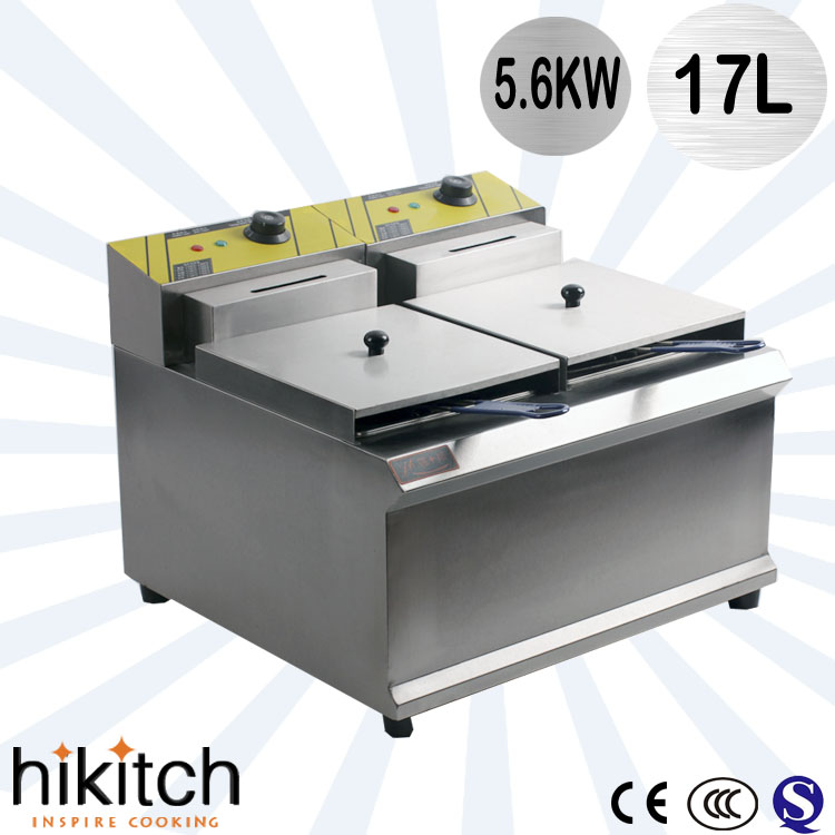 recommend commercial kitchen equipment electric chicken french deep fryer in electric deep fryers from home appliances on aliexpresscom alibaba group - Commercial Kitchen Equipment