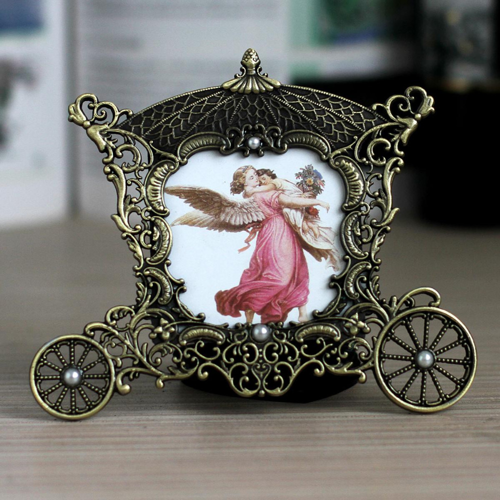 Wedding Gift Photo Frame: Carriage Photo Frames Lovely Picture Frame With Cart