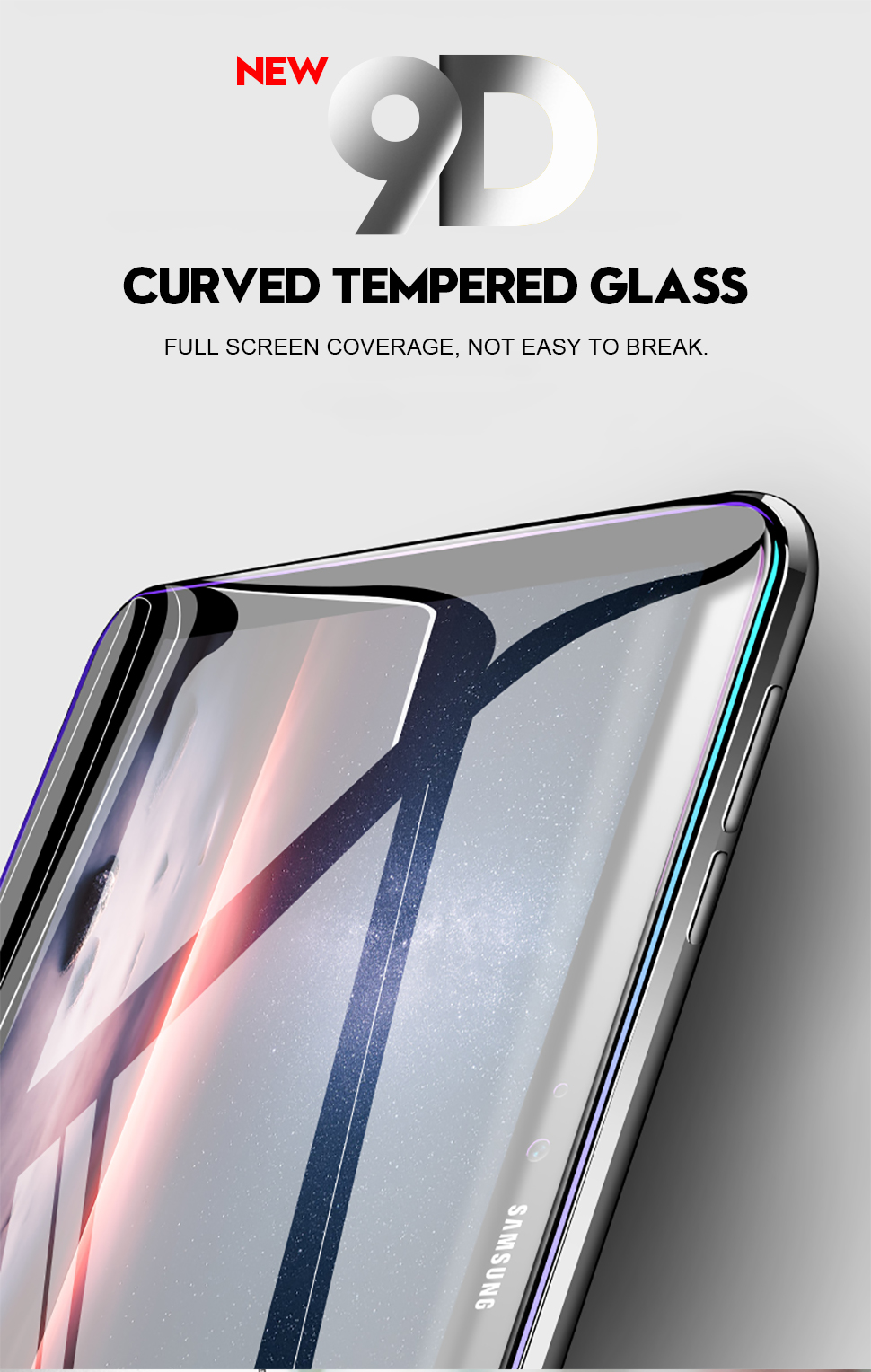 9D Full Coverage Tempered Glass Flim For Samsung Galaxy Tab A 10.5 2018 10.1 2016 E 9.7 Screen Protector For Galaxy Tab S4 S3 S2 (9)
