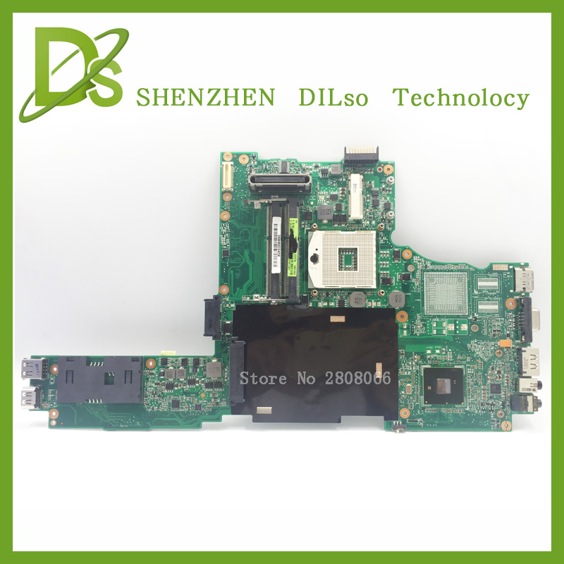 For ASUS B43 B43F laptop motherboard rev2.0 B43F Integrated 100% tested original new motherboard for asus m50sr laptop motherboard m50vm rev 2 0 motherboards 100% tested free shipping