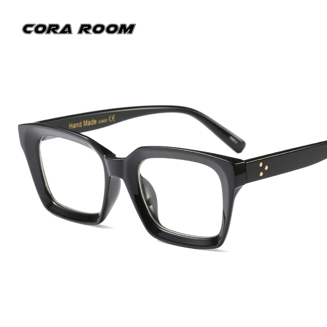 757be52e36 2018 New Women s Glasses Frame Men Transparent Flat Optical Frame Men s  Women s Reading Glasses Children s Glasses