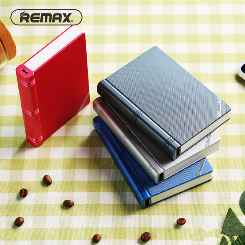 Original REMAX RPP 86 20000mah Power Bank Portable Large Capacity External Battery Mobile Phone Charger Universal