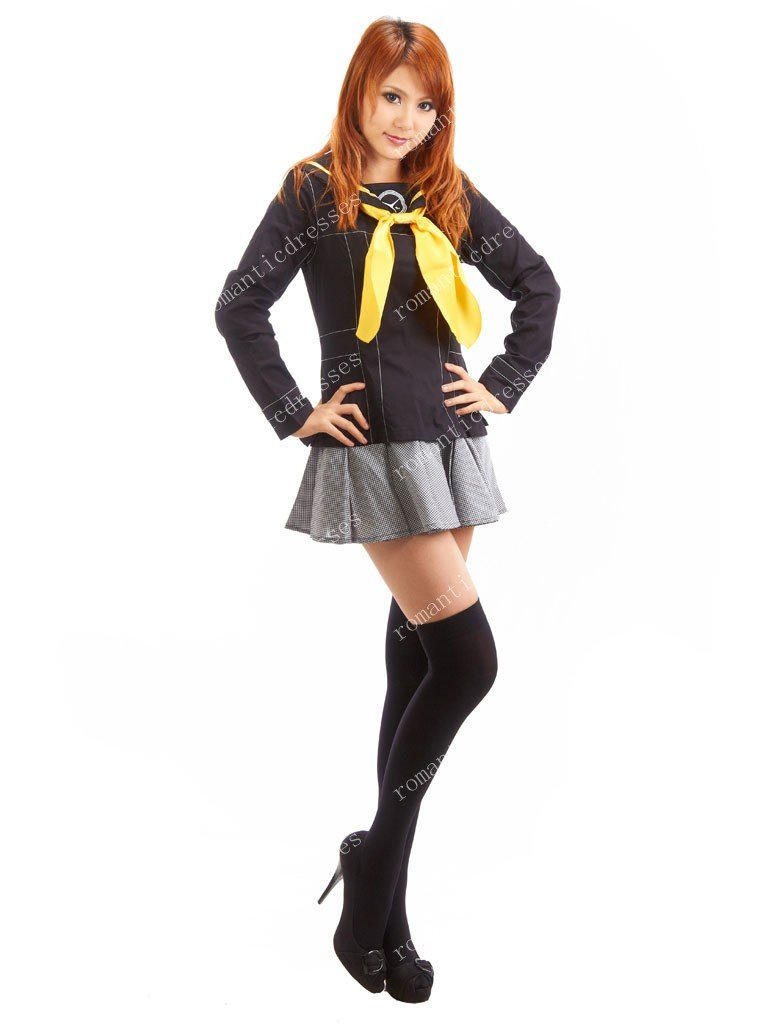 High Quality Free Shipping Hot Sell Bowknot Black And Yellow School -4694