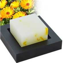 Handmade Soaps with Various Essential Oils