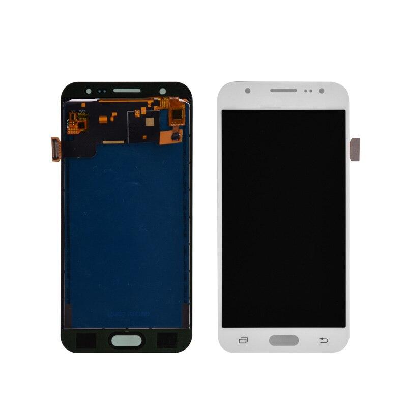 Für Samsung GALAXY J5 J500 J500F J500FN J500M J500H 2015 LCD Display Mit Touch Screen Digitizer Montage Einstellen Helligkeit