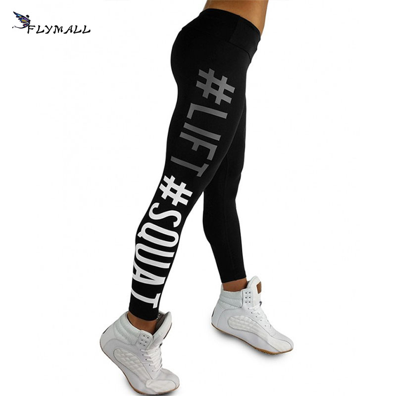 Donne Workout Leggings Alta Elasticità Skinny Pant Fitness Donne Sottili Traspirante Donne Matita Pantaloni Push-Up Sporting Leggings
