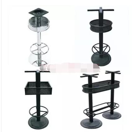Europe Type Cast Iron Bar Feet. High Table Legs. The Bar Table Legs