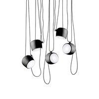 Drum Aim lamp Tabour Loft pendant lamp modern nordic dining room living room restaurant cafe club bedroom bar hall pendant light