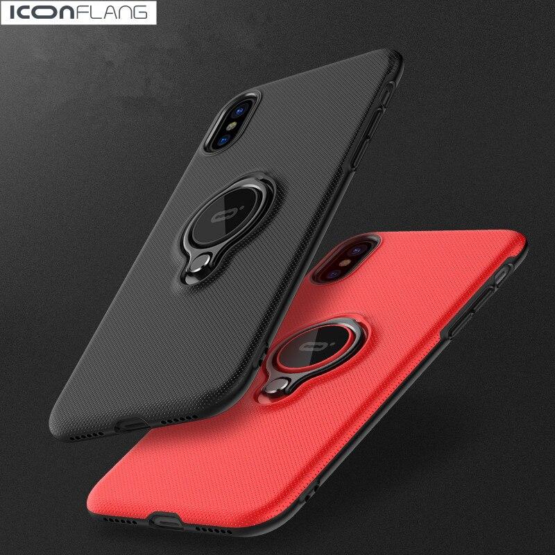Ultra delgada de la piel del teléfono del patrón de casos para iphone 7 caso 7 Plus funda para iphone 6 caso iphone 6 s caso Capa Coque para iphone 8X10