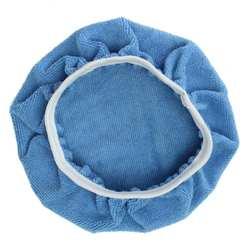Высокое качество 23 см синий мягкой микрофибры полировальником чехол для 9/10 дюйма автомобиля, полировка автомобиля укладки