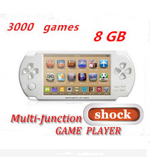 handheld game player 4.3inches 8GB MP5/4 player photographed function