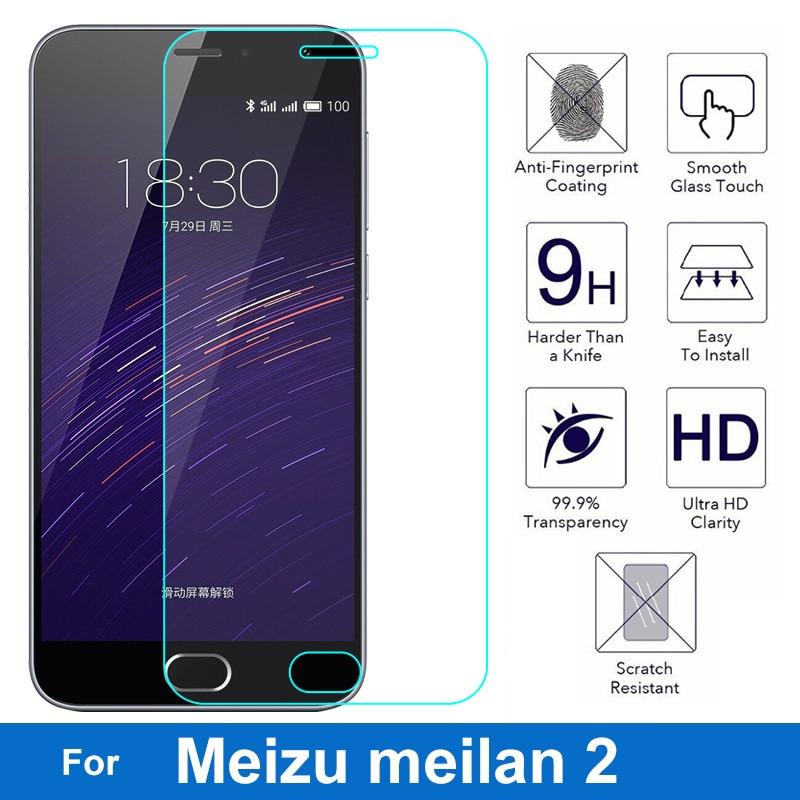 0 3mm 9h Tempered Glass Film font b For b font font b Meizu b font