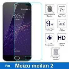 zero.3mm 9h Tempered Glass Movie For Meizu M2 mini MX2 MX3 MX4 professional MX5 M1 M2 NOTE 2 Display Protector Hardness Equipment case