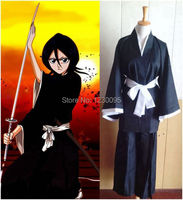 BLEACH Kuchiki Rukia Cosplay Costume Kuchiki Rukia Kimono Costume