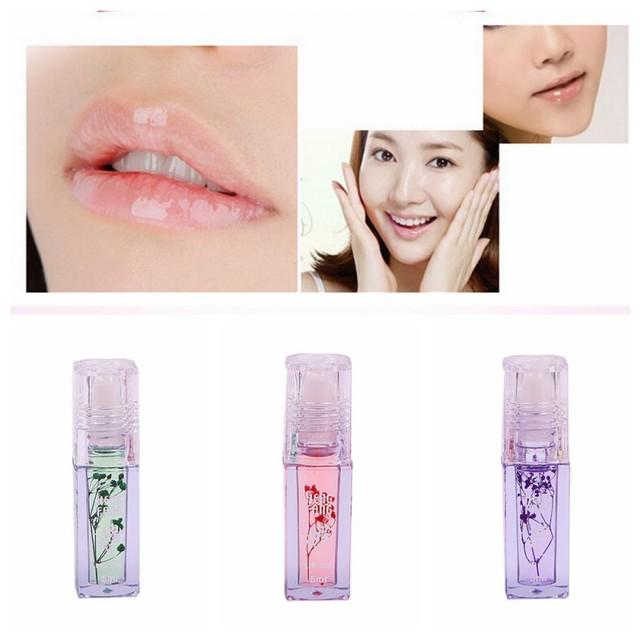 1 piezas. nutrido Gel de labios hidratante brillo de labios Natural cuidado de la piel maquillaje labial