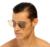 Flat Top Тонкий Обод Дизайнер 0204 S Мужчины Женщины Солнцезащитные Очки Пилота Оттенков Очки Óculos De Sol Ретро Покрытие Моду, Европейских стиль