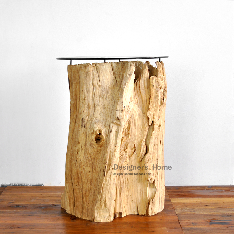 Imported designer furniture wood stump coffee table a few side imported designer furniture wood stump coffee table a few side bar light table coffee club house recommended on aliexpress alibaba group aloadofball Gallery