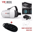"2015 Hotsale 3D cardboard VR BOX Version VR Virtual Reality Glasses 3d movies and 3d Games Movie for 4.7"" - 6.0"" Smart Phone"