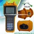 Medidor de nível de sinal de CATV