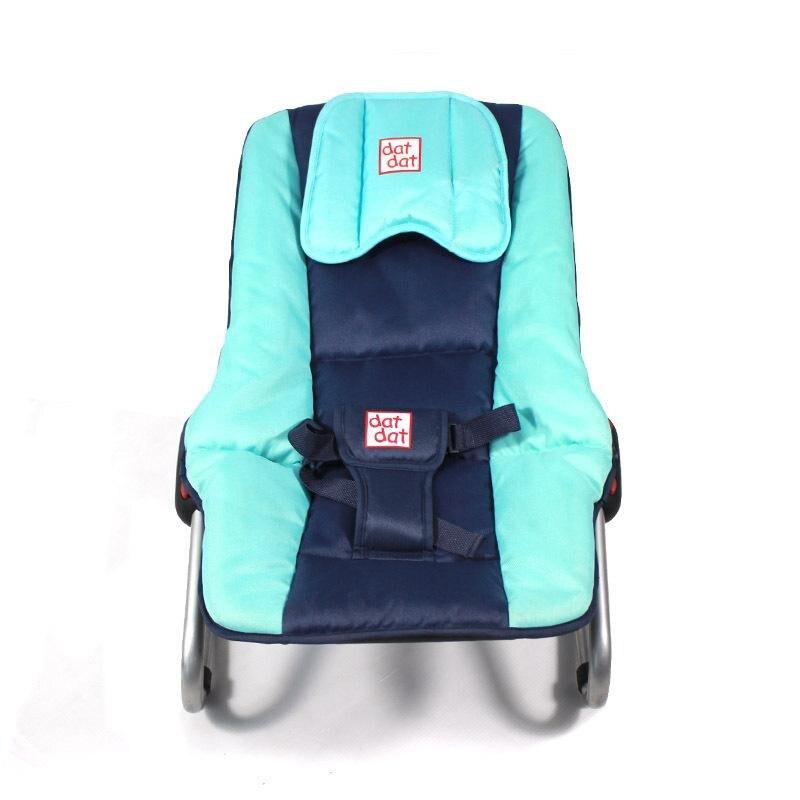 Approprié et sûr bébé videurs mignons infantile apaiser chaise berçante Bebe chaises trois points ceintures de sécurité livraison directe gratuite - 2
