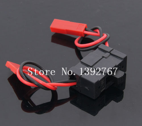 1Pcs 02050 HSP 1/10 1/8th RC Car Spare Parts Truck 94101 94105 94108 On-Off Battery Receiver Switch