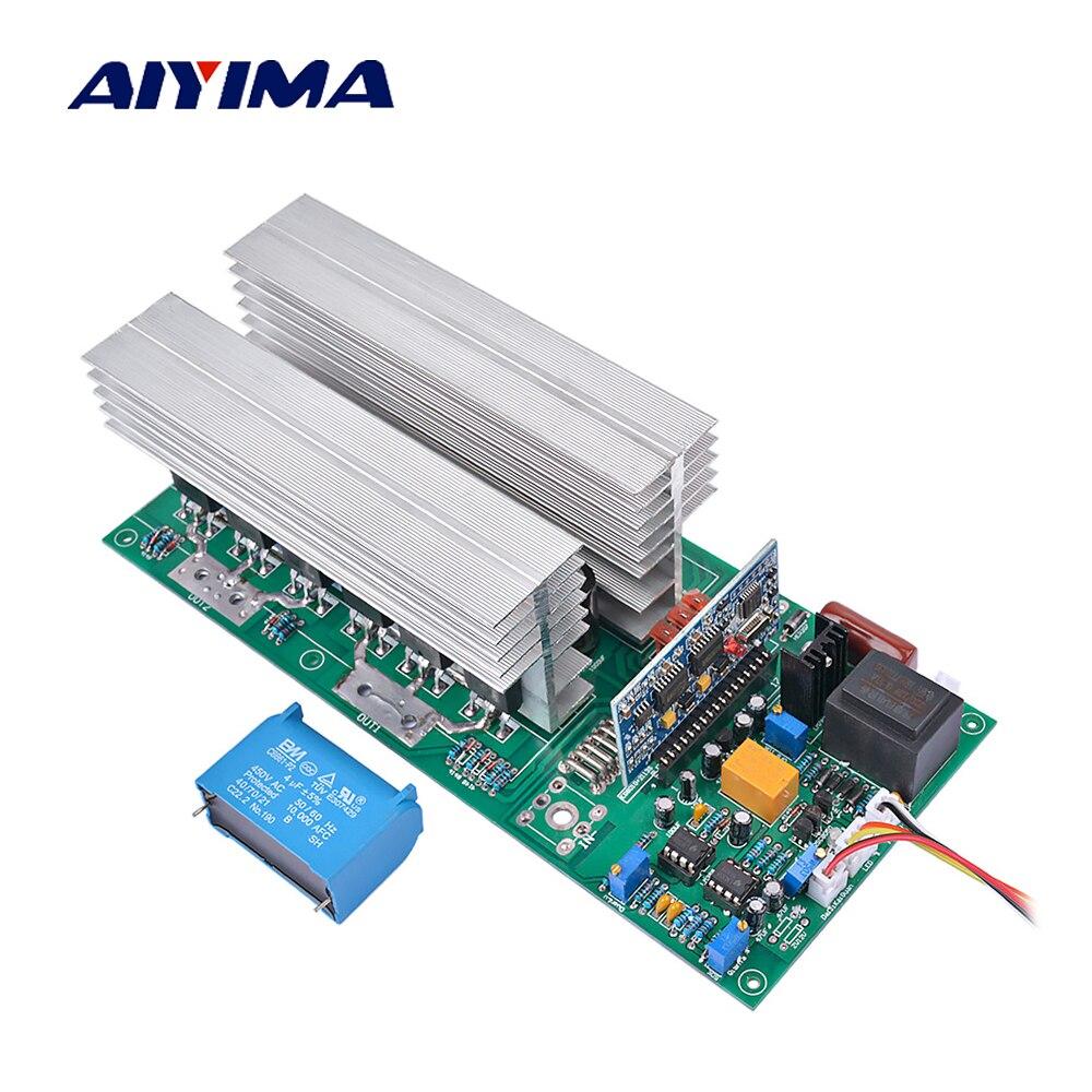 AIYIMA Puro Inverter A Onda Sinusoidale DC 12 v 24 v 36 v 48 v 60 v A 220 v 1500 w/3000 w/4000 w/5000 w/6500 w Inverter di Potenza