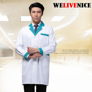 New surgical medical suit new design slim fit nurse uniform clothes for work medical dental clinic.jpg 350x350