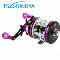 TSURINOYA Drum Reel 5 3 1 6 1BB Snakehead R L Handle Casting Drum Type Reel