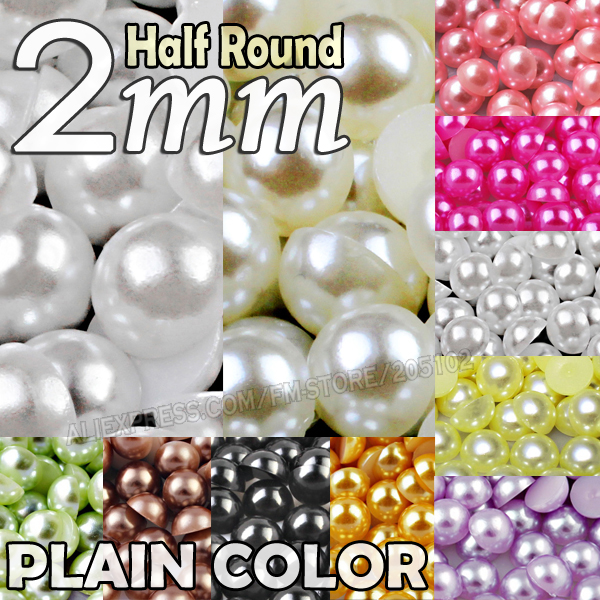 Wholesale 10mm 100pcs White Oval Half Flat Back Beads Diy Jewelry Decoration Craft Scrapbooking Accessories Ha-09 Beads & Jewelry Making Jewelry & Accessories