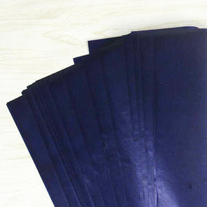 Stationery Paper Thin-Type Blue Office 48K School Double-Sided Finance 50pcs