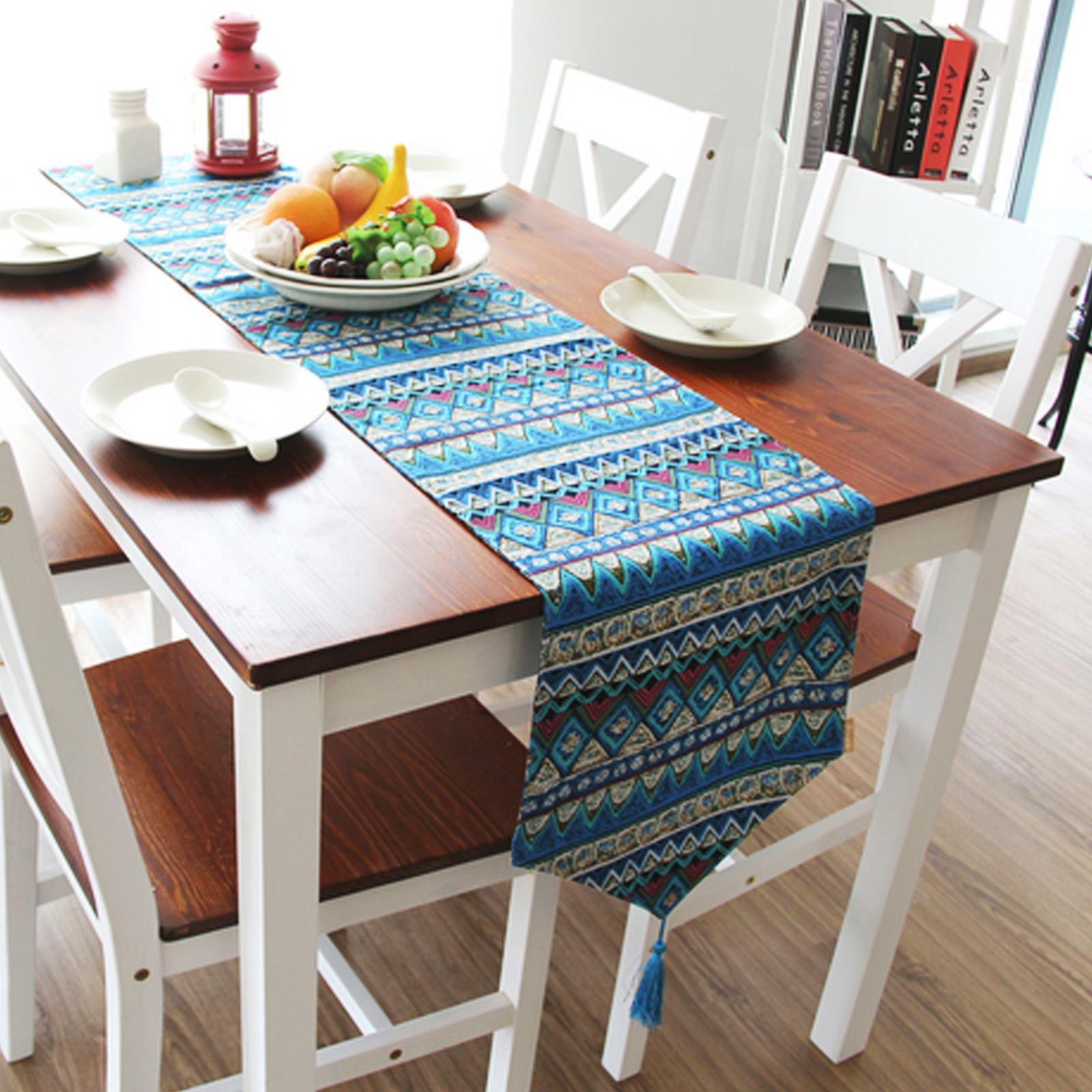 30x180cm Asia Cotton Tassels Table Runner Table Cloth Dining Table Mat Coffee Pads Home Decoration Table Cover Home Textile Buy At The Price Of 10 91 In Aliexpress Com Imall Com