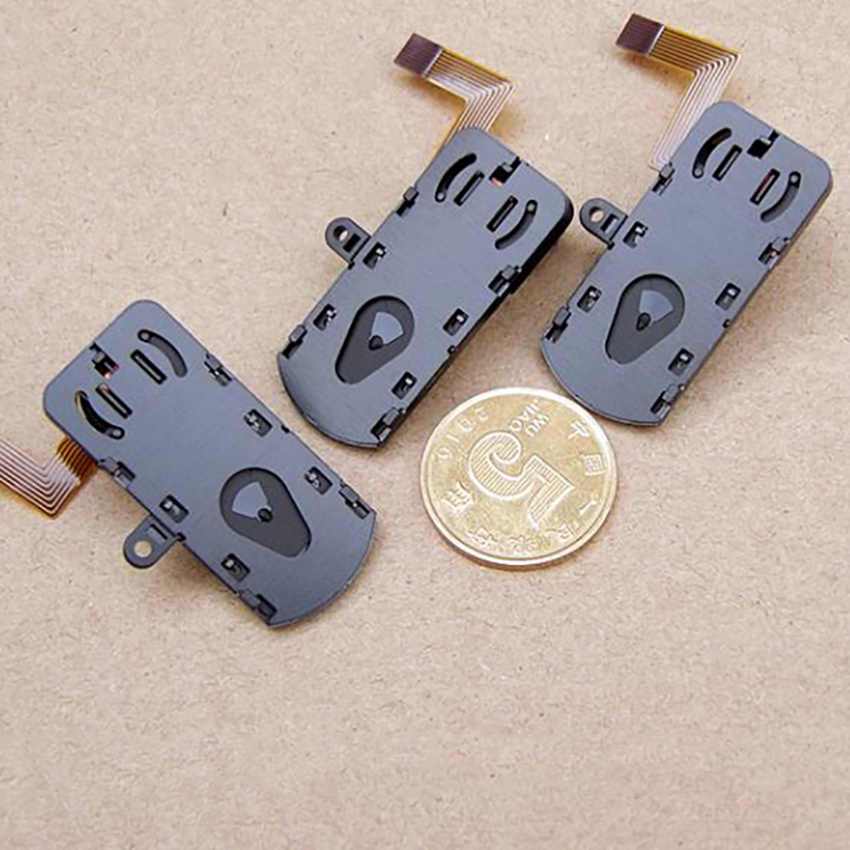 DC 6 V מסתובב אלקטרומגנט עבור מיניאטורי דיגיטלי מצלמה תריס אלקטרומגנט עם קבוצה כפולה סליל DIY ייצור ביצוע