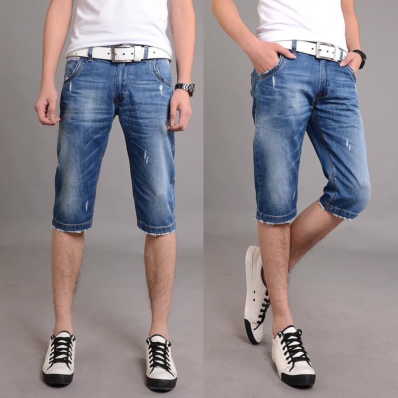 Online Shop 2015 new arrival summer grinders men's clothing jeans ...