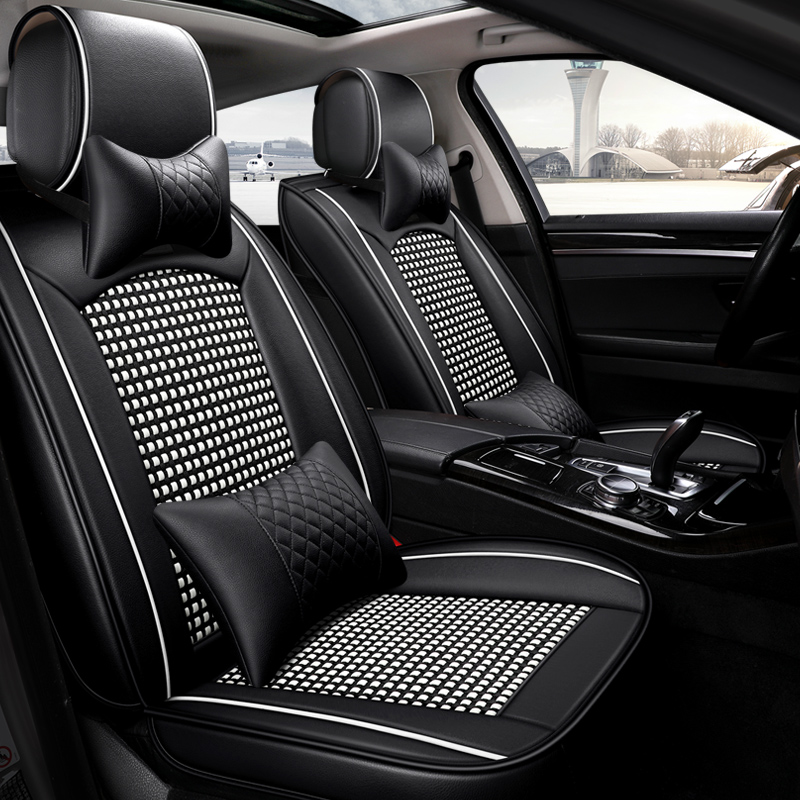 Good quality & Free shipping! Full set car seat covers for Nissan Juke 2017-2010 durable Comfortable seat covers for Juke 2015