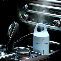 175ml Magic Cup Auto Car Aromatherapy Humidifier Air Purifier Automobile Home Office Aroma Diffuser Mist Maker