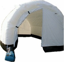 2017 ball design inflatable tent/ inflatable tent with window and door/inflatable tents for camping