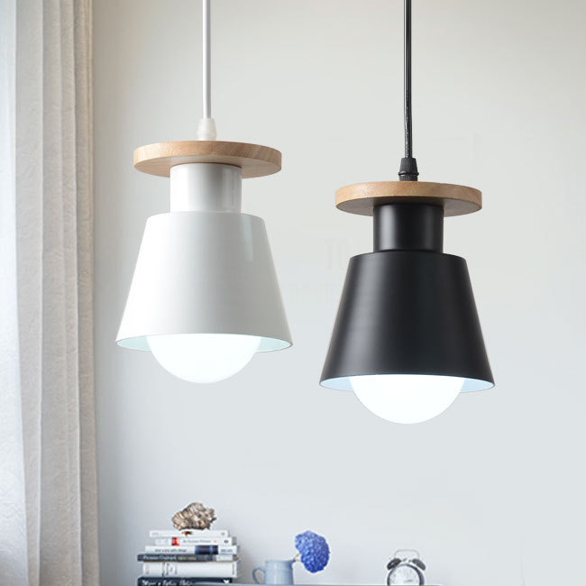 Europe iron art restaurant droplight modern brief bedroom bedside lamp individual Korean three dishes pendant light