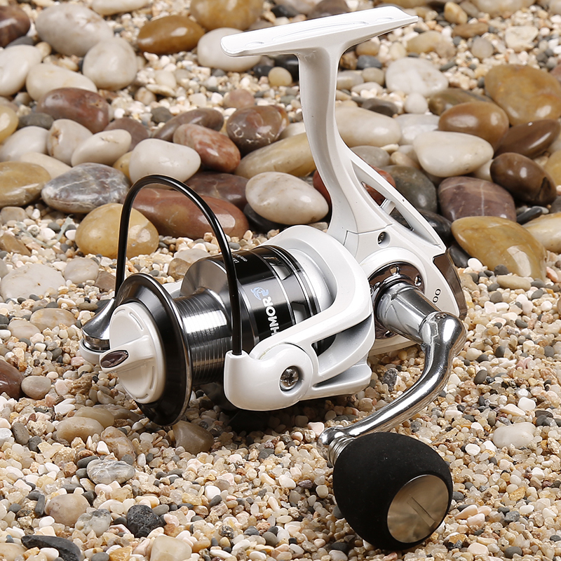 Fishing Reel 10 1BB TR4000 Aluminium alloy spool High Strength Engineering Nylon Spinning Carp Fishing Reelcarretilha
