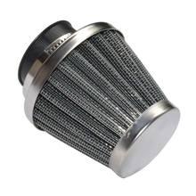Горячая Мотоцикл POD воздушный фильтр очиститель 35/39/42/44/48/50/52/54/60 мм Фильтры для ATV Pit Dirt Bike JLD