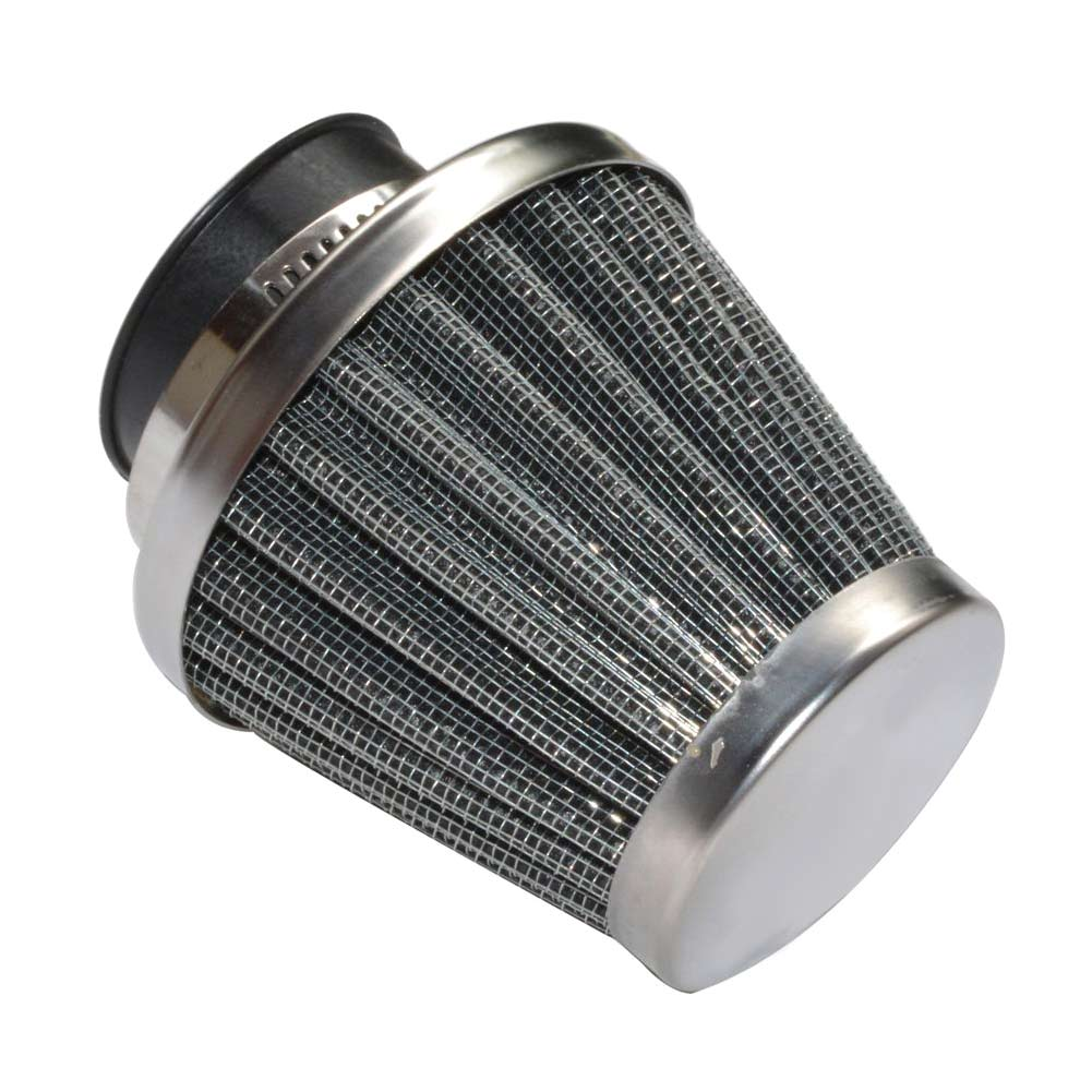 Hot Motorcycle POD Air Filter Cleaner 35/39/42/44/48/50/52/54/60mm Filters for ATV Pit Dirt Bike JLD