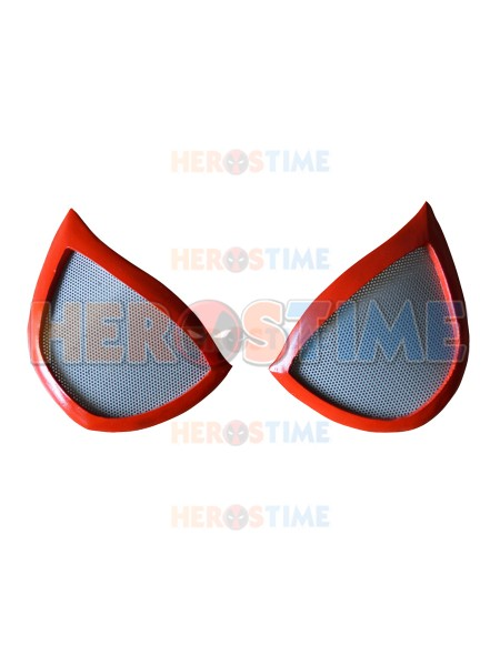 Ultimate Miles Morales Spider-Man Plastic Eyes Glasses