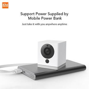 Image 5 - Original Xiaomi Mijia Xiaofang 1S 110 Degree F2.0 8X 1080P Digital Zoom Smart  Camera IP WIFI Wireless  App baby Mini Camaras