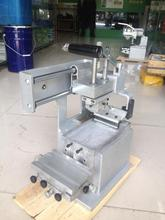 Manual Pad printing machine JYS100-150 start up kits: Pad printer + rubber pads + 2 custom plate dies 1pcs