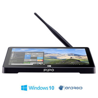 PIPO X8 Mini Pc Dual OS HD Graphics TV BOX Windows 8 1 Android 4 4